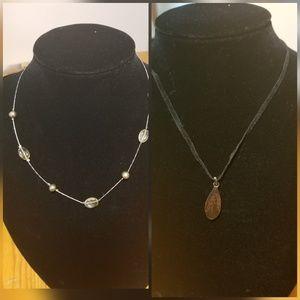 """Jewelry - 2 16"""" necklaces"""